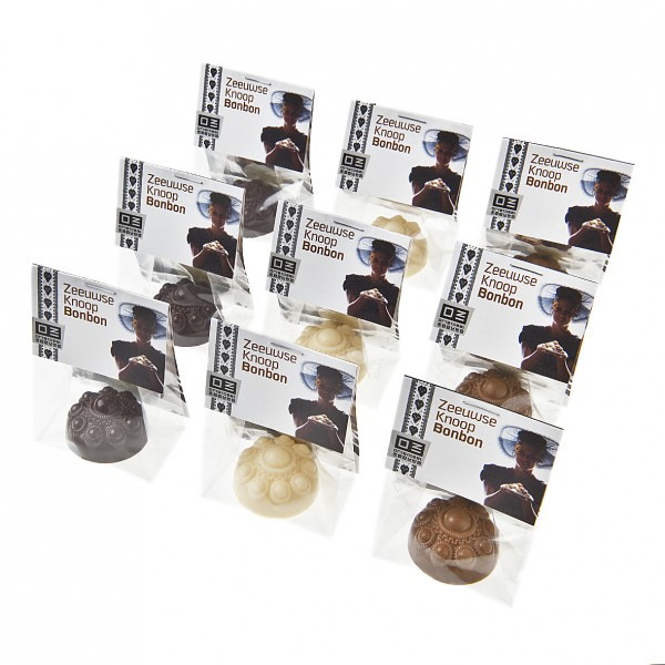 Zeeuwse Knoop Bonbons in stukverpakking